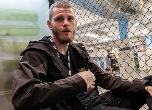 No UFC in Sweden for Recovering Niklas Bäckström
