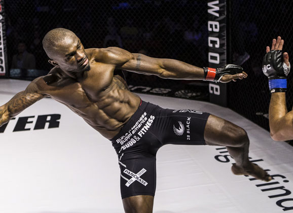 Cageside Photos : Abbe Joof  vs Mohammed Sayah at SC 11