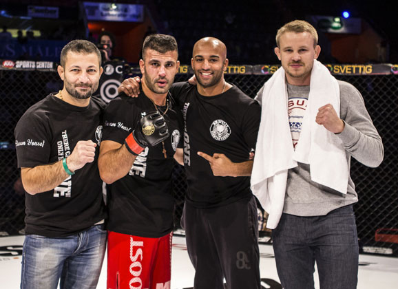 Cageside Photos : Besam Yousef vs Max Duarte at SC 11