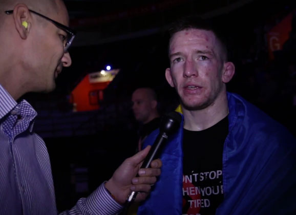 Video : Jonathan Svensson on SC 11 'It feels good to win again'