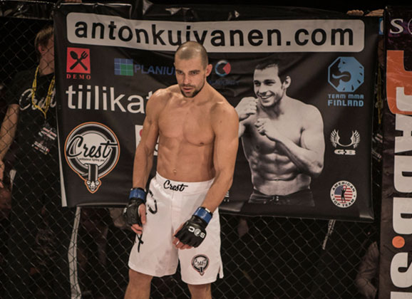 Kuivanen on Cage 29 'I really don't care who I'm facing'