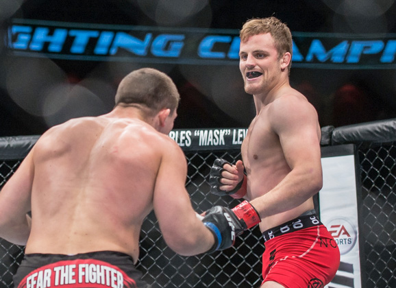 Gunnar Nelson Targeting UFC 189 Return, May Fight Sooner