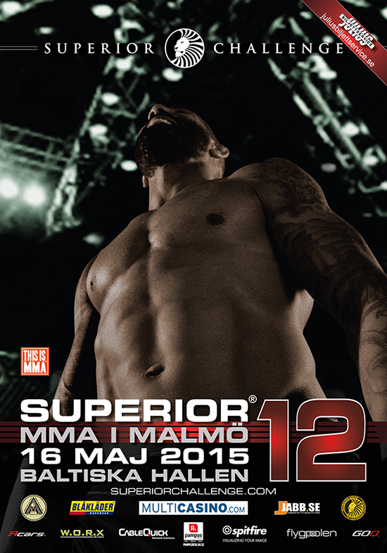 Superior Challenge 12