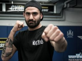 Frantz Slioa Undefeated Swedish Prospect Vies For The Ultimate Fighter Spot