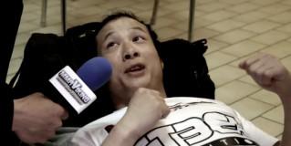 Video : Binh Son Le Talks Fighting Through Injury for IRFA 8 Win