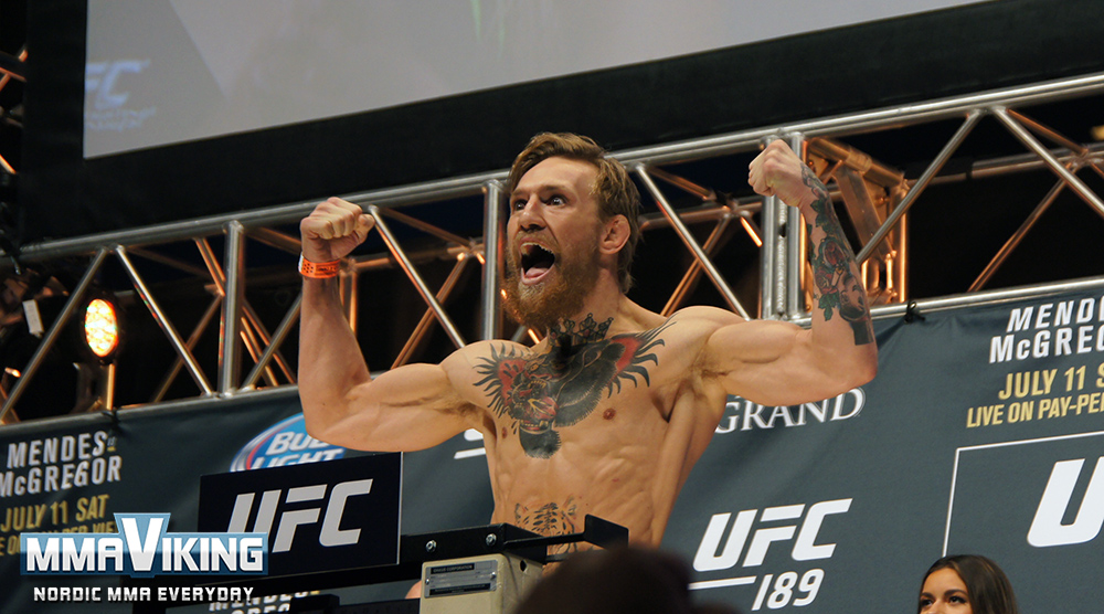 Svensson Still Thinks He is the Biggest Featherweight, Not his Coach on TUF