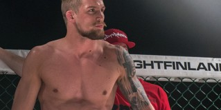 Teemu Packalen Locked Up by Fight Night Finland, Fights at FNF 10
