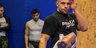 Photos : Anton Kuivanen Teaching at MMA Team 300