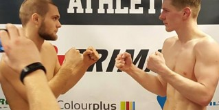 Ott Tonissaar KO's Mads Burnell at Octagon Athletes 2