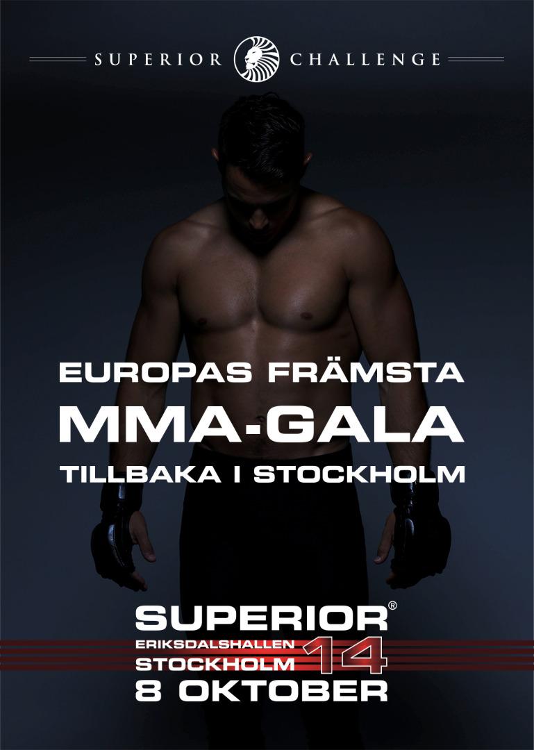 Superior Challenge 13