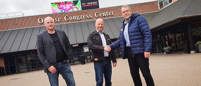 Founders Claus Skjoldborg Larsen and Otto Knudsen Plan First MMA GALLA 1