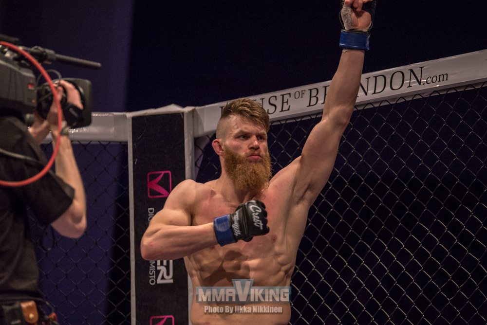 Emil Meek UFC