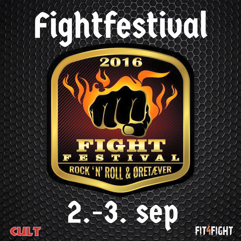 Fightfestival - Rock 'N' Roll & Øretæver
