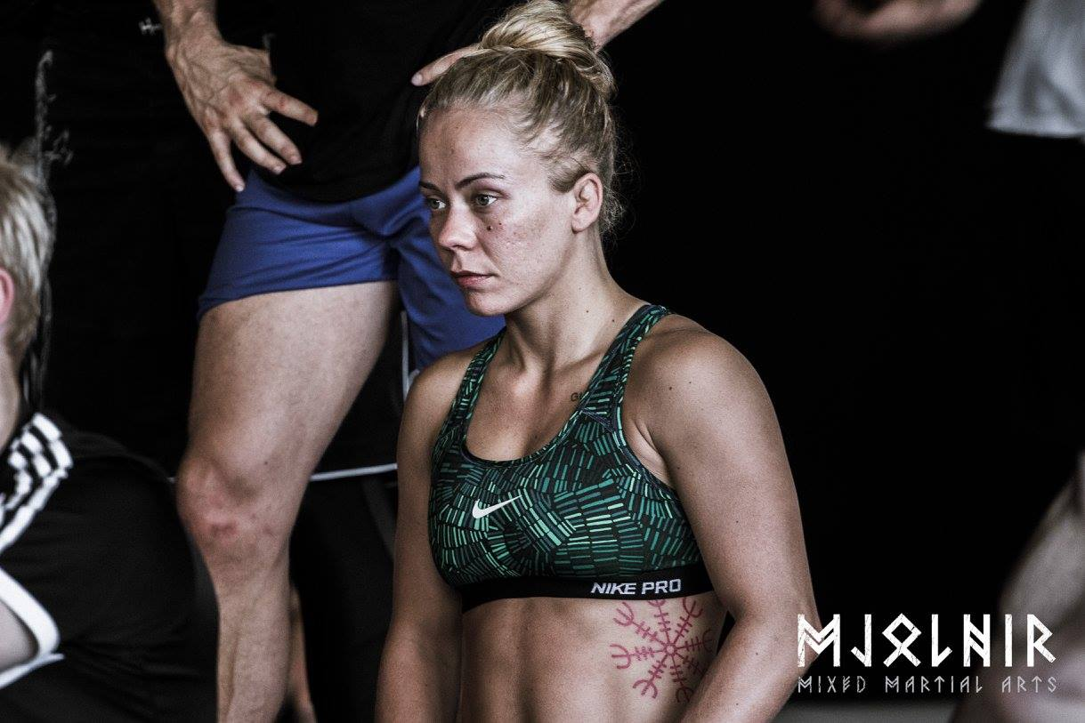 The Calm Before the Storm. Davidsdotter Awaits Invicta Fight Announcement.