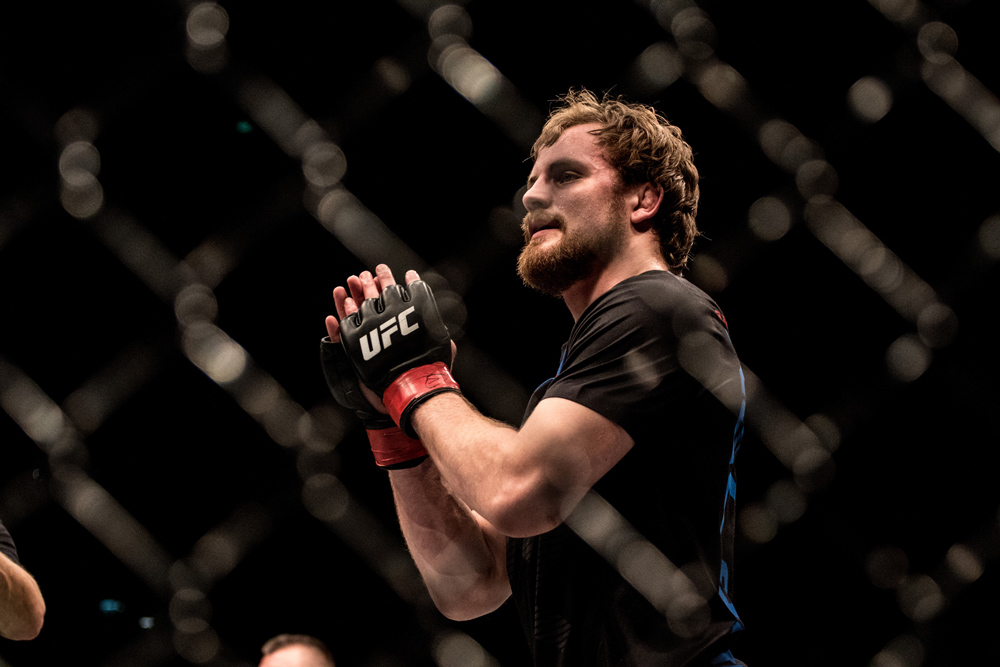Gunnar Nelson at UFC Glasgow