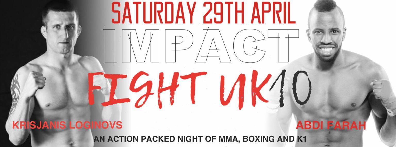 Farah at Fight UK 10
