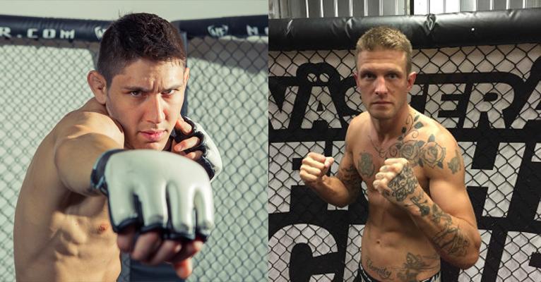 Moya Versus Andersson at Frontier MMA Open 15