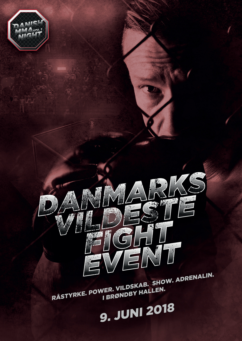Danish MMA Night - Volume 1