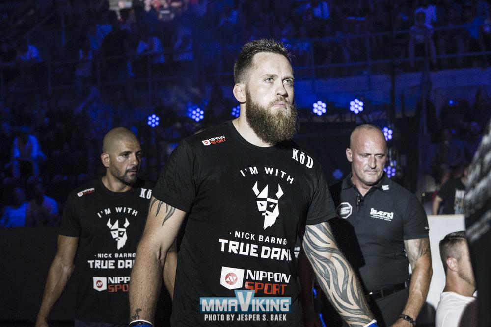 Nordic MMA Rankings – December 2018