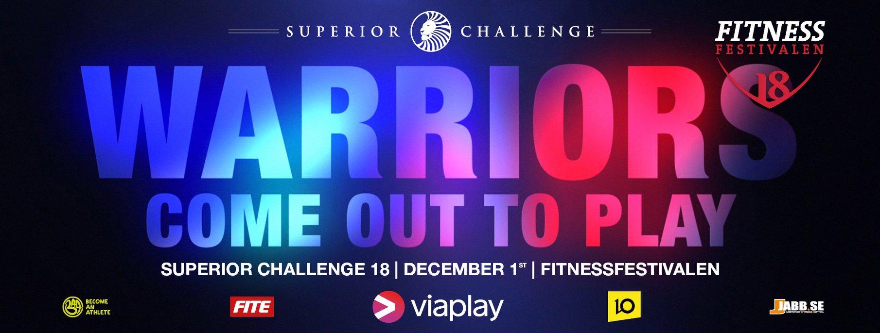 Superior Challenge 18