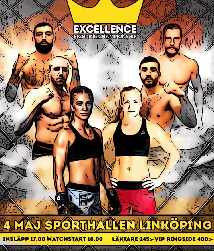 Excellence Fighting Championship 1