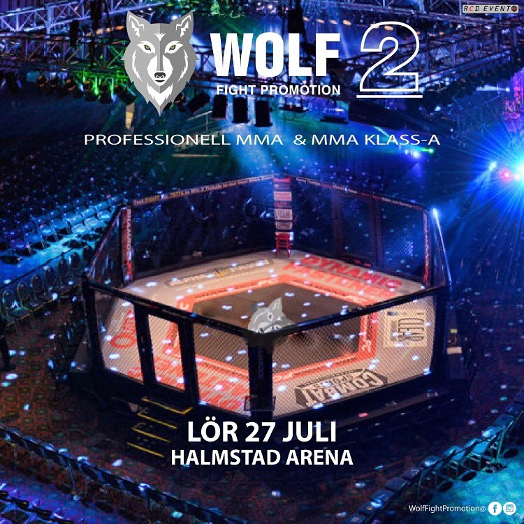 Wolf Fight Promotion 2