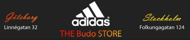 Adidas MMA Store in Sweden