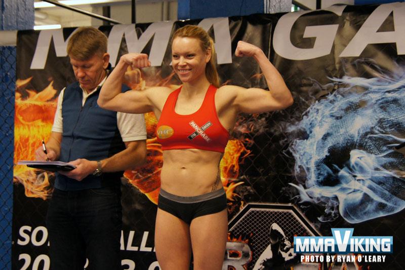 Eklund is Top Ranked Flyweight