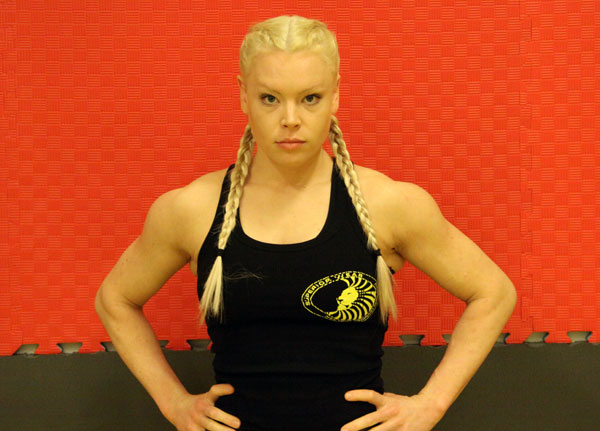 Lina Eklund MMA