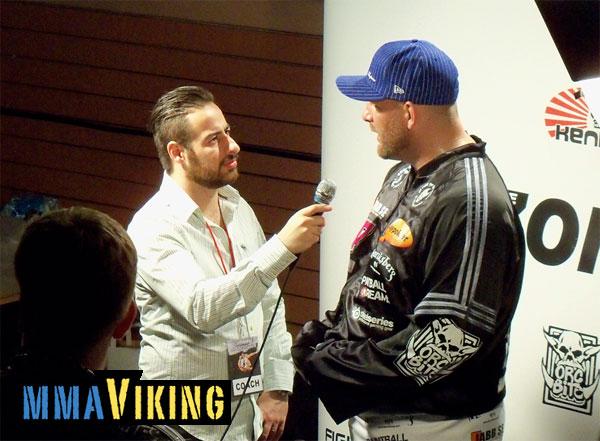 Eddy Interviewed by Kimura.se