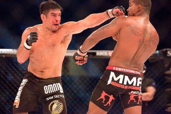 Diego Gonzalez MMA in Sweden