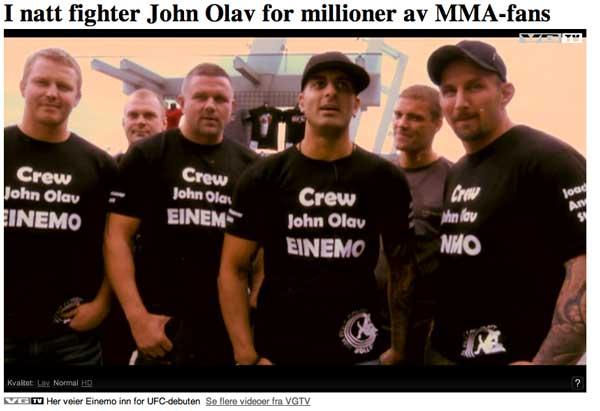 UFC Weigh Ins