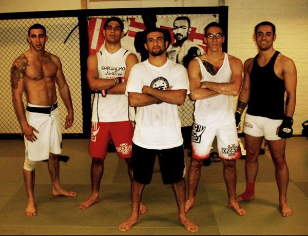 GBG MMA