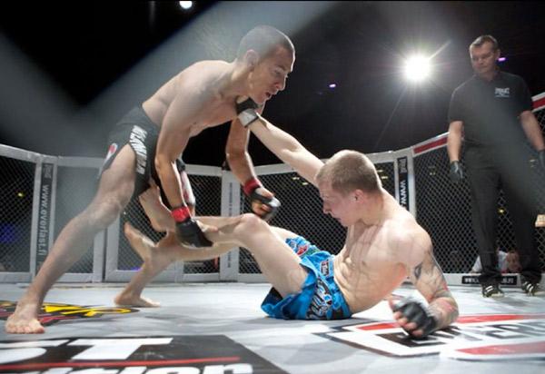 Häggström MMA