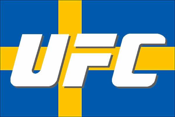 UFC in Sweden
