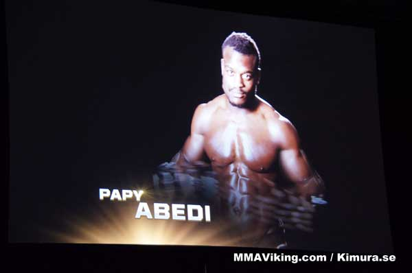 Papy Makambo Abedi Screen