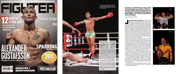 MMA Viking - Fighter Magazine