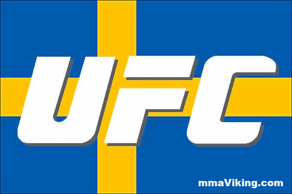 UFC Coming Back to Sweden