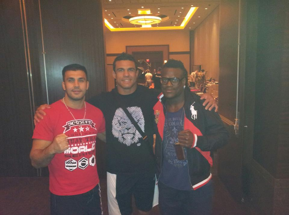 Yousef, Belfort, and Abedi