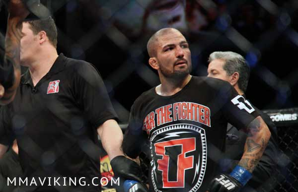 Corassani Not Healthy Enough to Accept Bout
