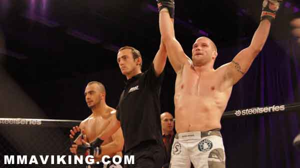 Per Franklin MMA