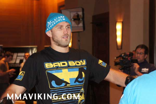 Gustafsson Remains #1 After Domination of Rua