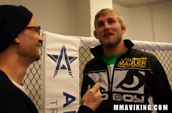 Gustafsson Reveals Mousasi Bout to MMA Viking