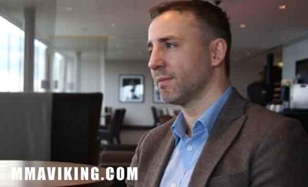 Sallfeldt Talks to MMA Viking