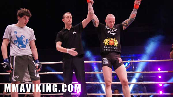 Stahls with Big Win in His Comeback Fight