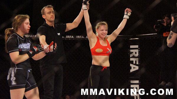 Eklund Wins at IRFA 4