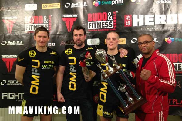 Frontier MMA