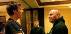 Dana talking to Martin about making 145