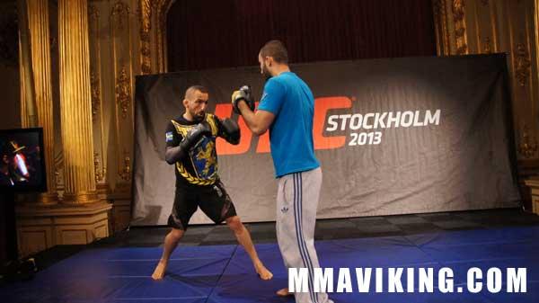 Reza_Madadi_UFC_Open_PUnch