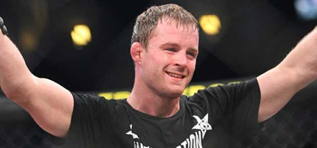 Chase Beebe will fight again in Finland